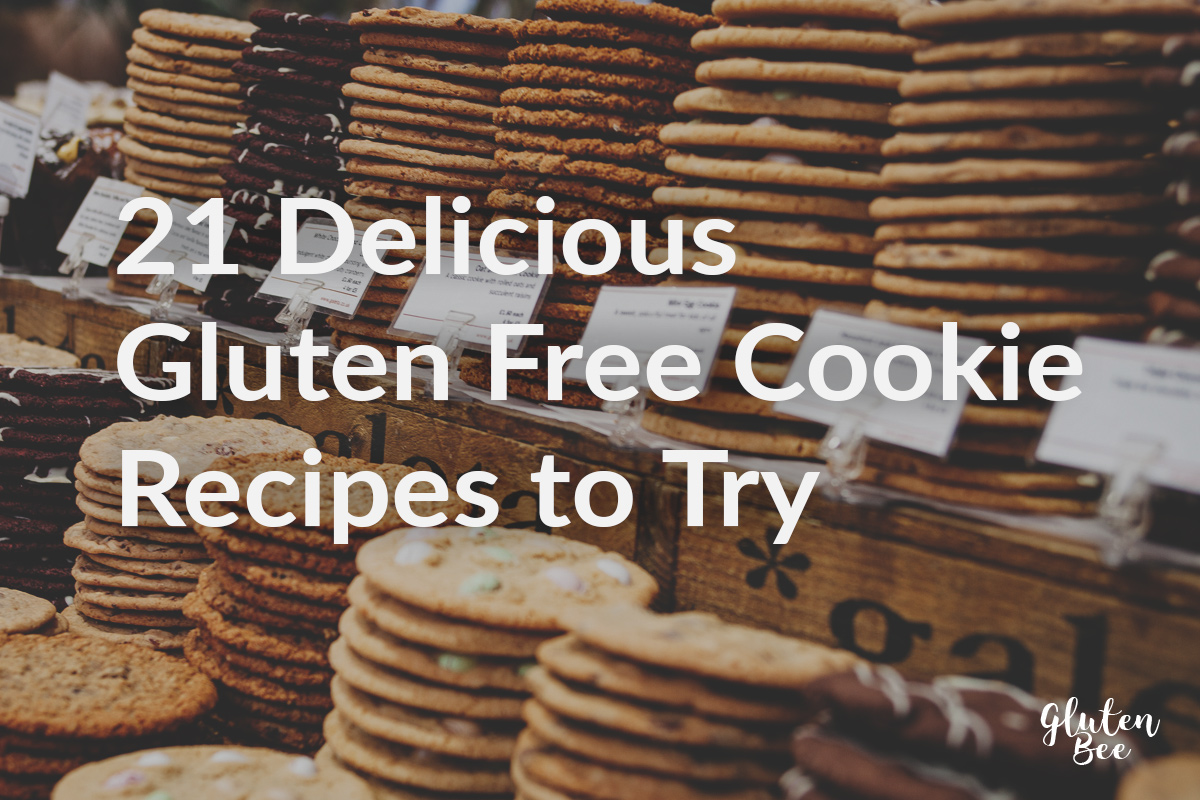 21 Delicious Gluten Free Cookie Recipes to Try