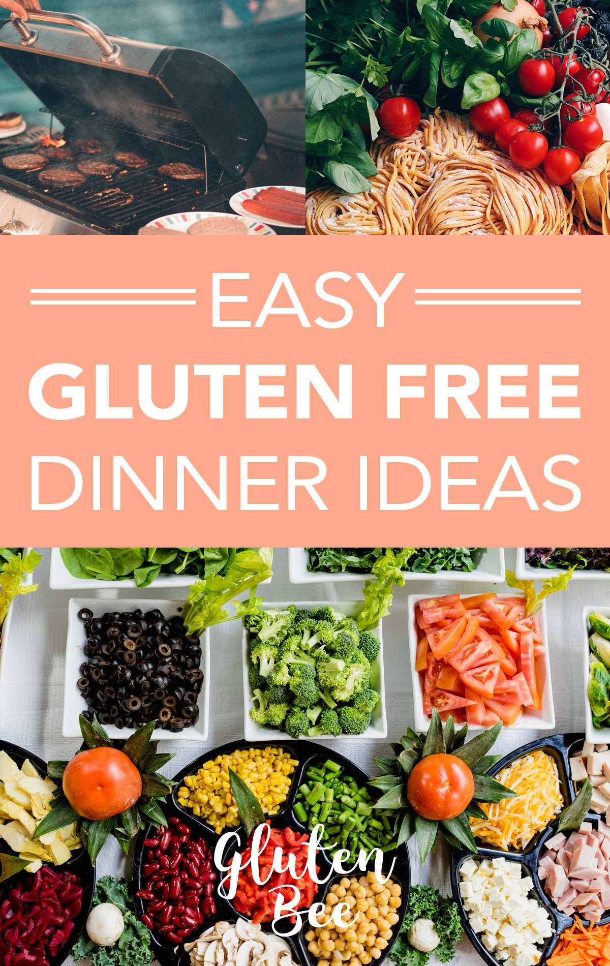 Easy Gluten Free Dinner Ideas for Busy People