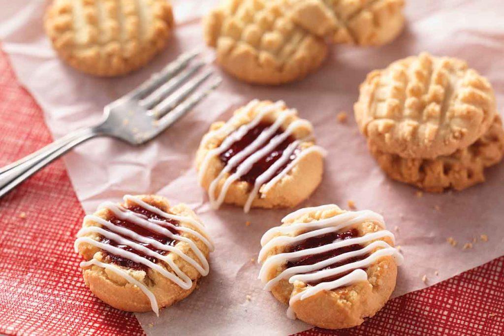 gluten free almond flour shortbread cookies recipe by king arthur flour