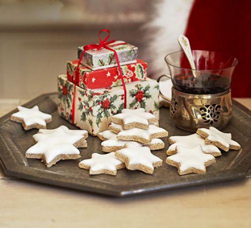 zimtsterne cinnamon stars gluten free cookies recipe