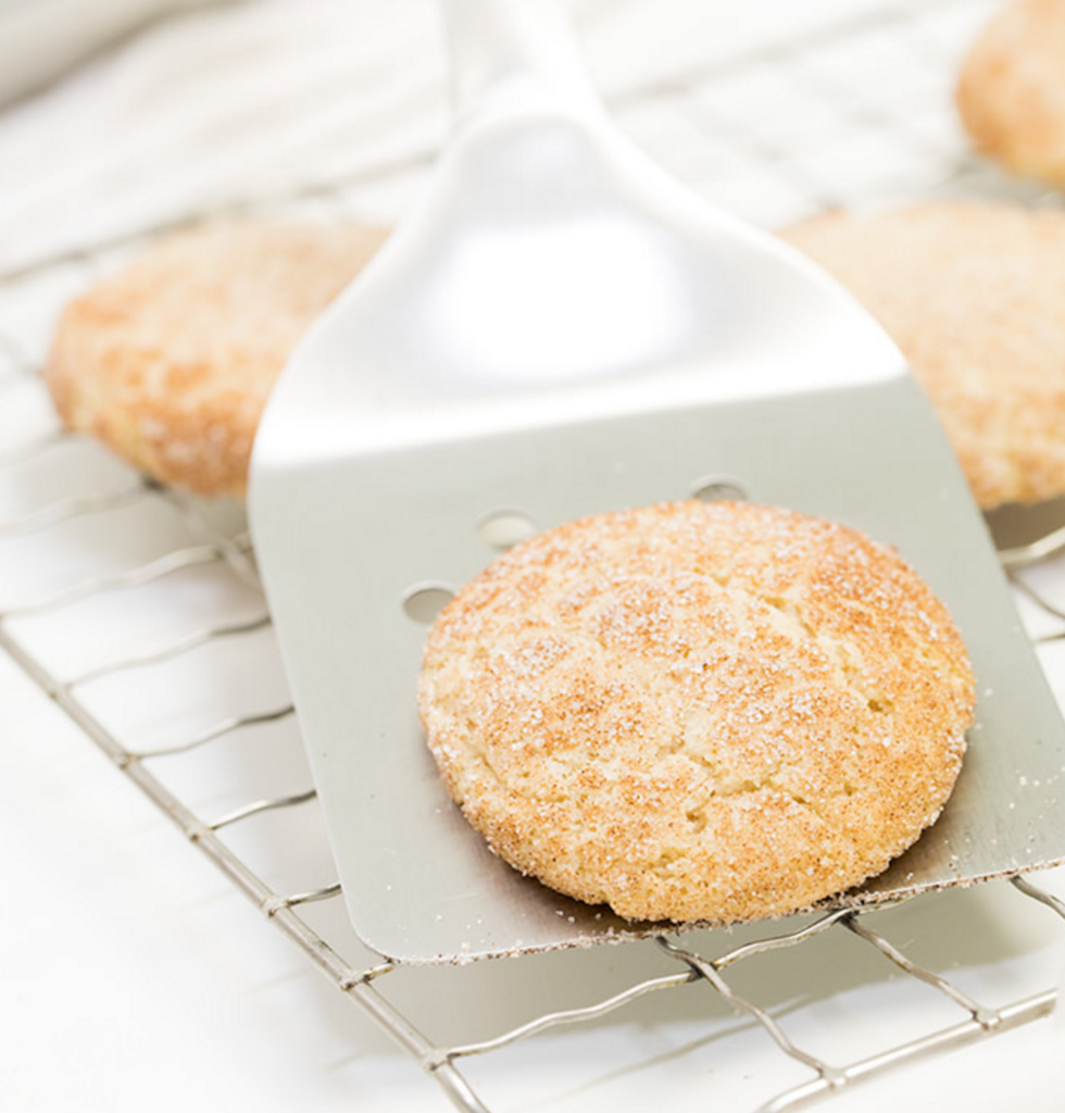 gluten free snickerdoodle cookie recipe