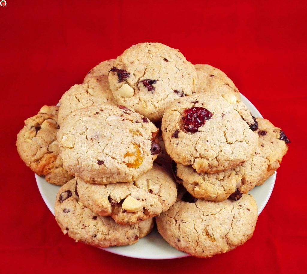 vegan gluten free cookies recipe