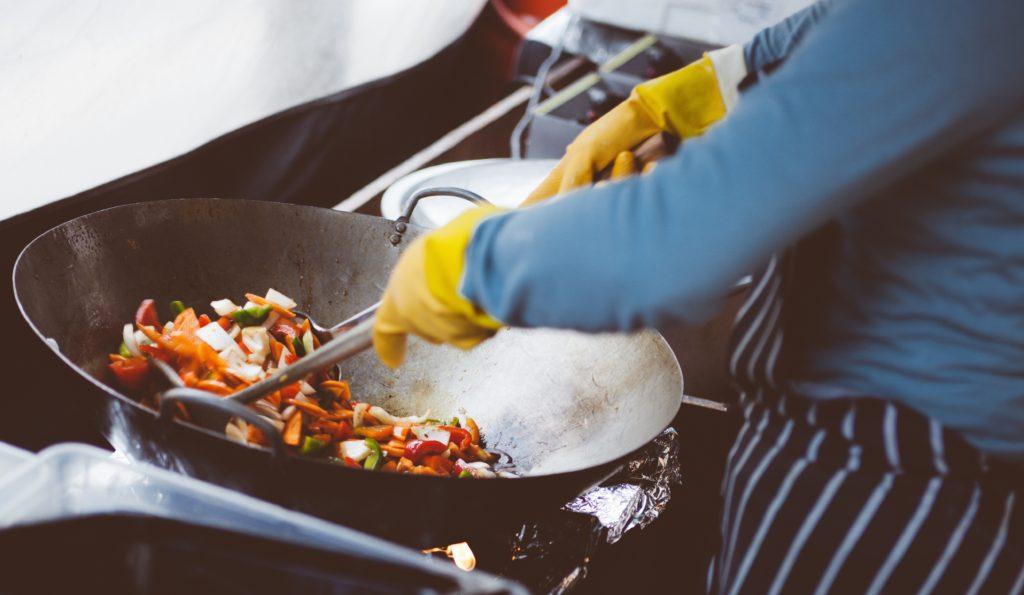gluten free stir fry