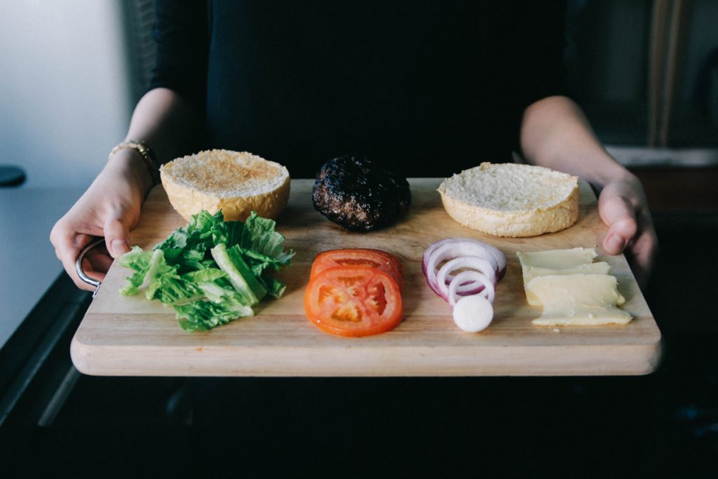 gluten free burger recipes