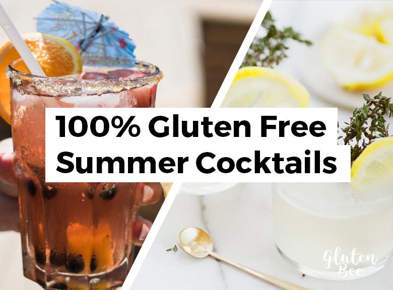 Gluten Free Summer Cocktails