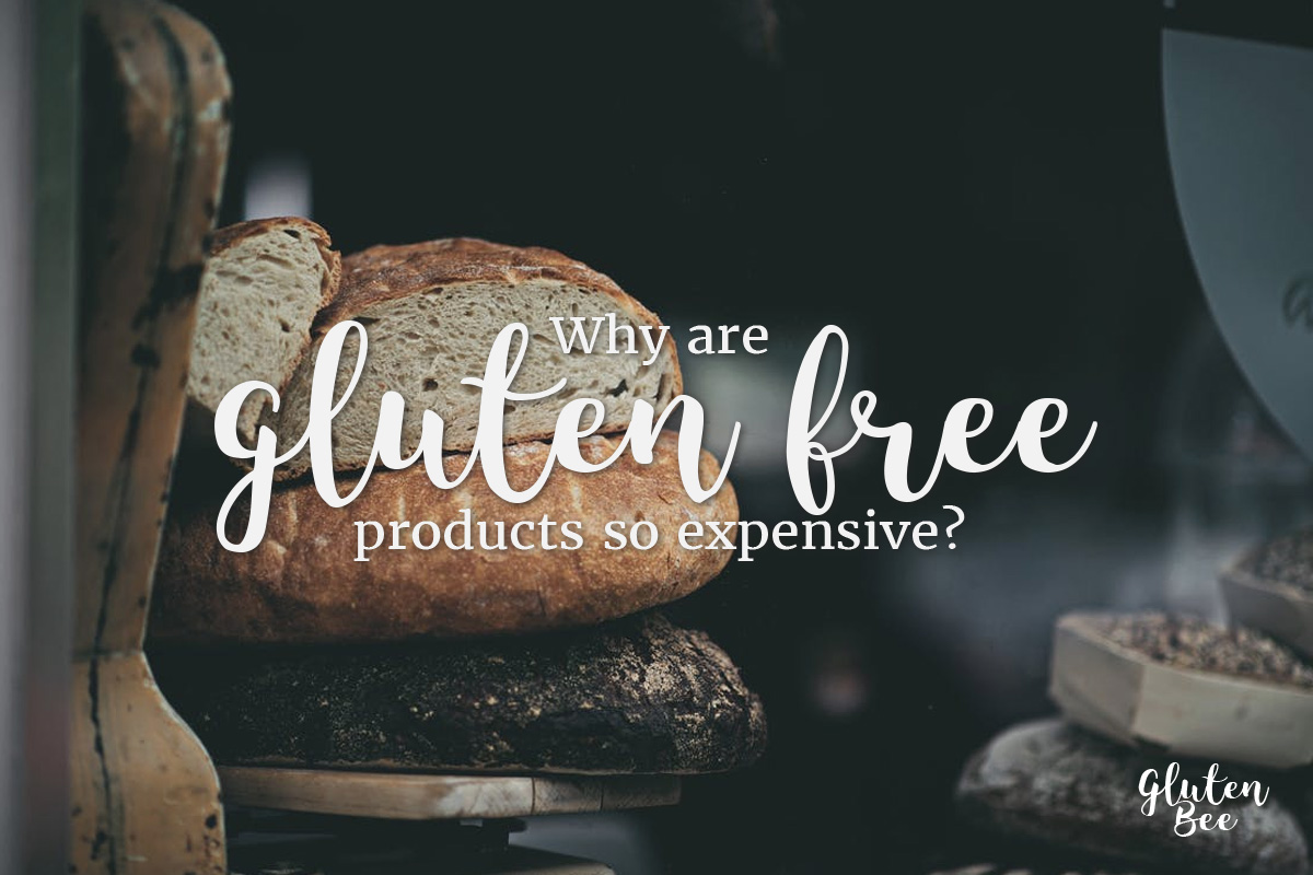 Why are Gluten-Free Products so Expensive?
