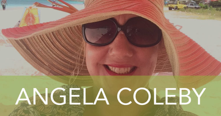 An Interview with Angela Coleby
