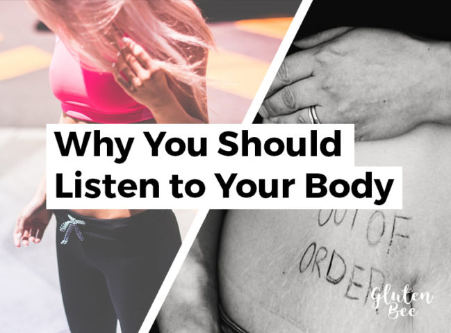 Why Coealics Should Listen To Their Bodies