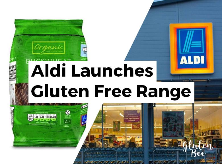 Aldi Launches Gluten Free Products