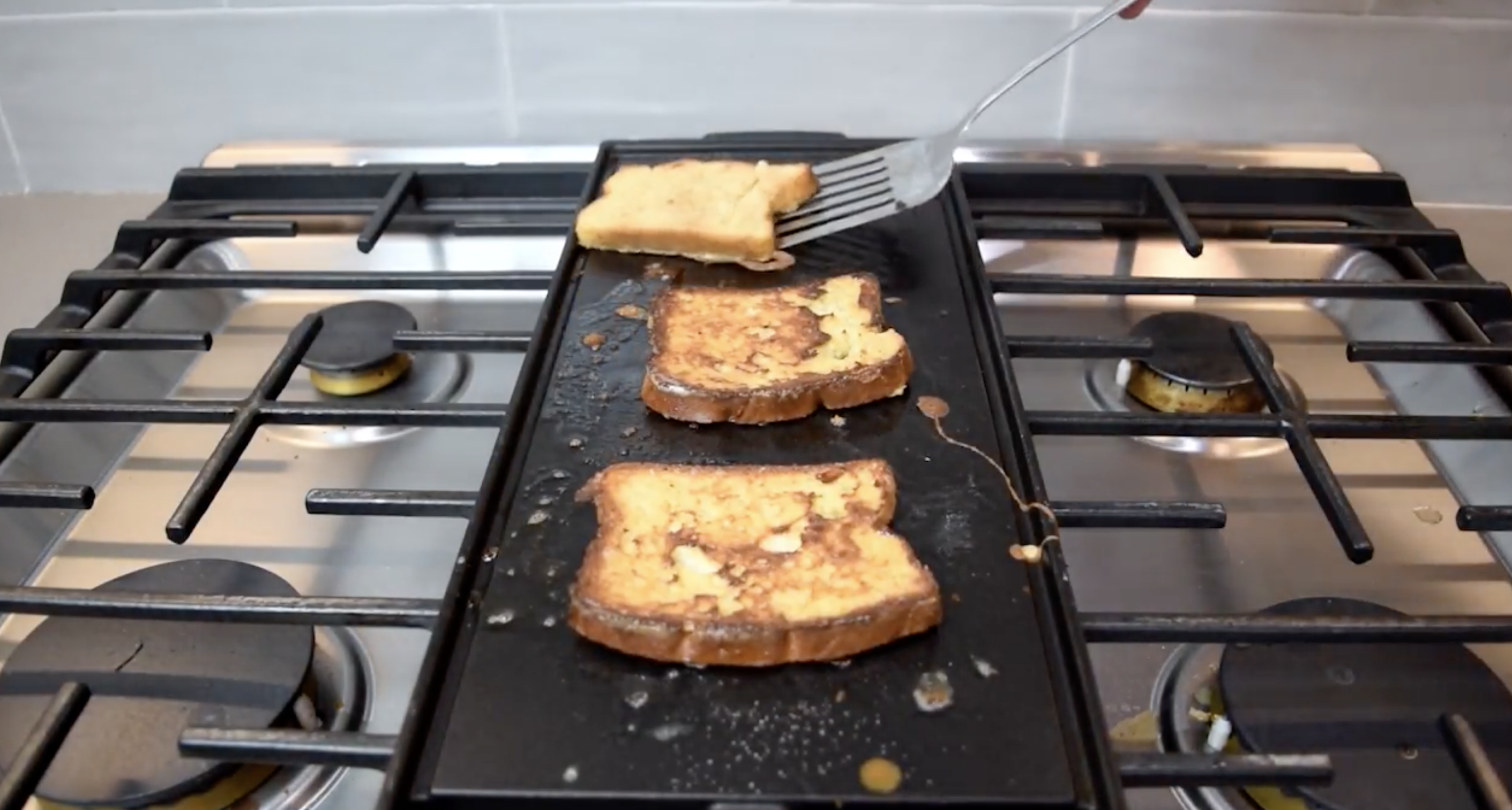 Holiday Themed Gluten Free French Toast Recipe