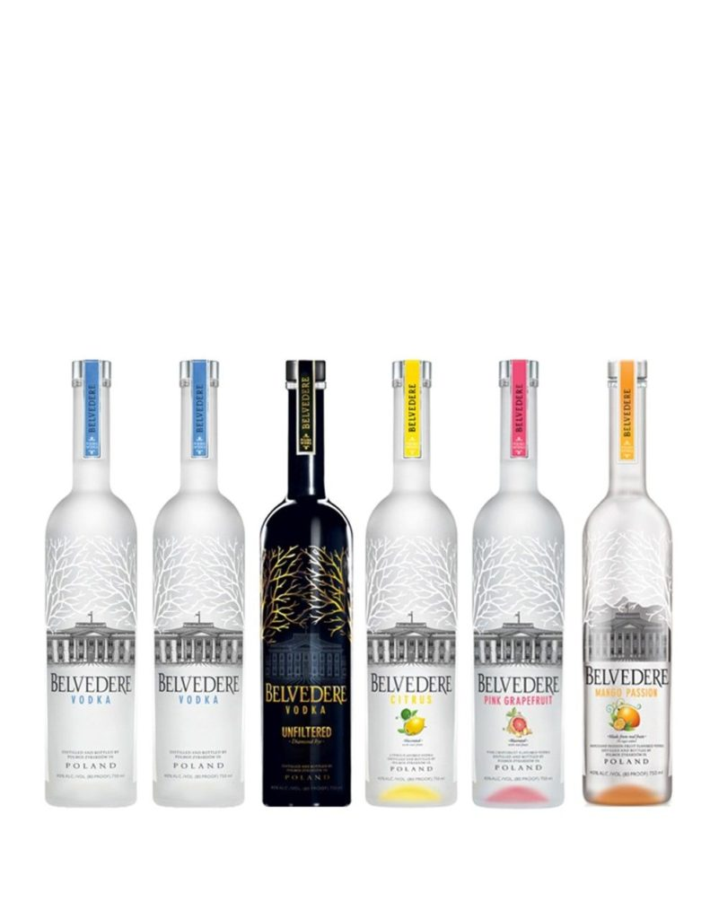 belvedere gluten free vodka alcohol