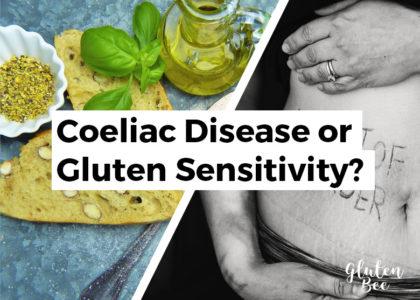 Difference Between Coeliac Disease & Gluten Sensitivity