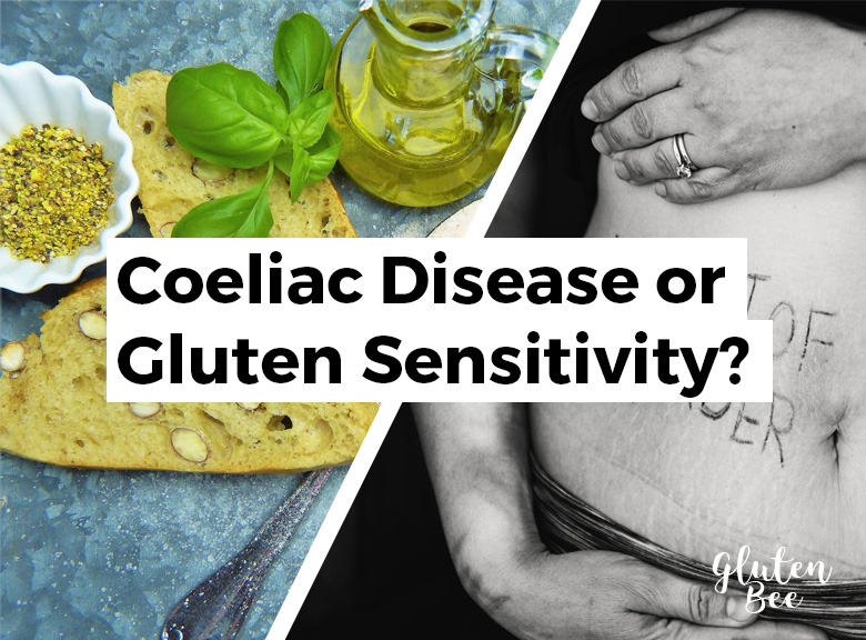 Difference Between Coeliac Disease & Gluten Sensitivity