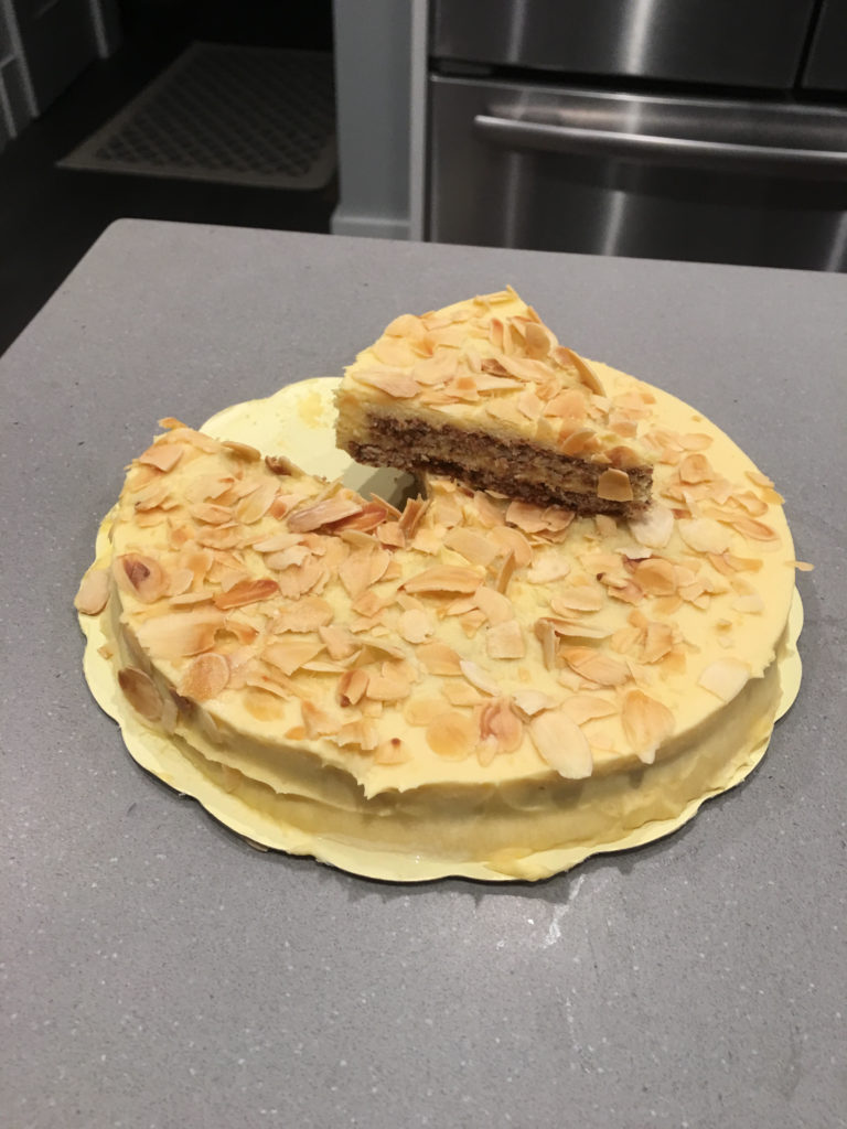 gluten free cake review