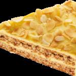 almondy slice