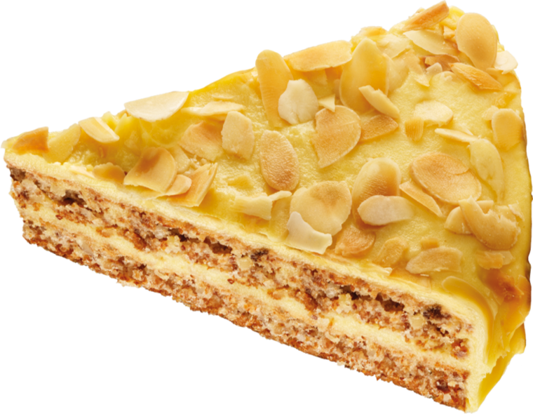 almondy slice