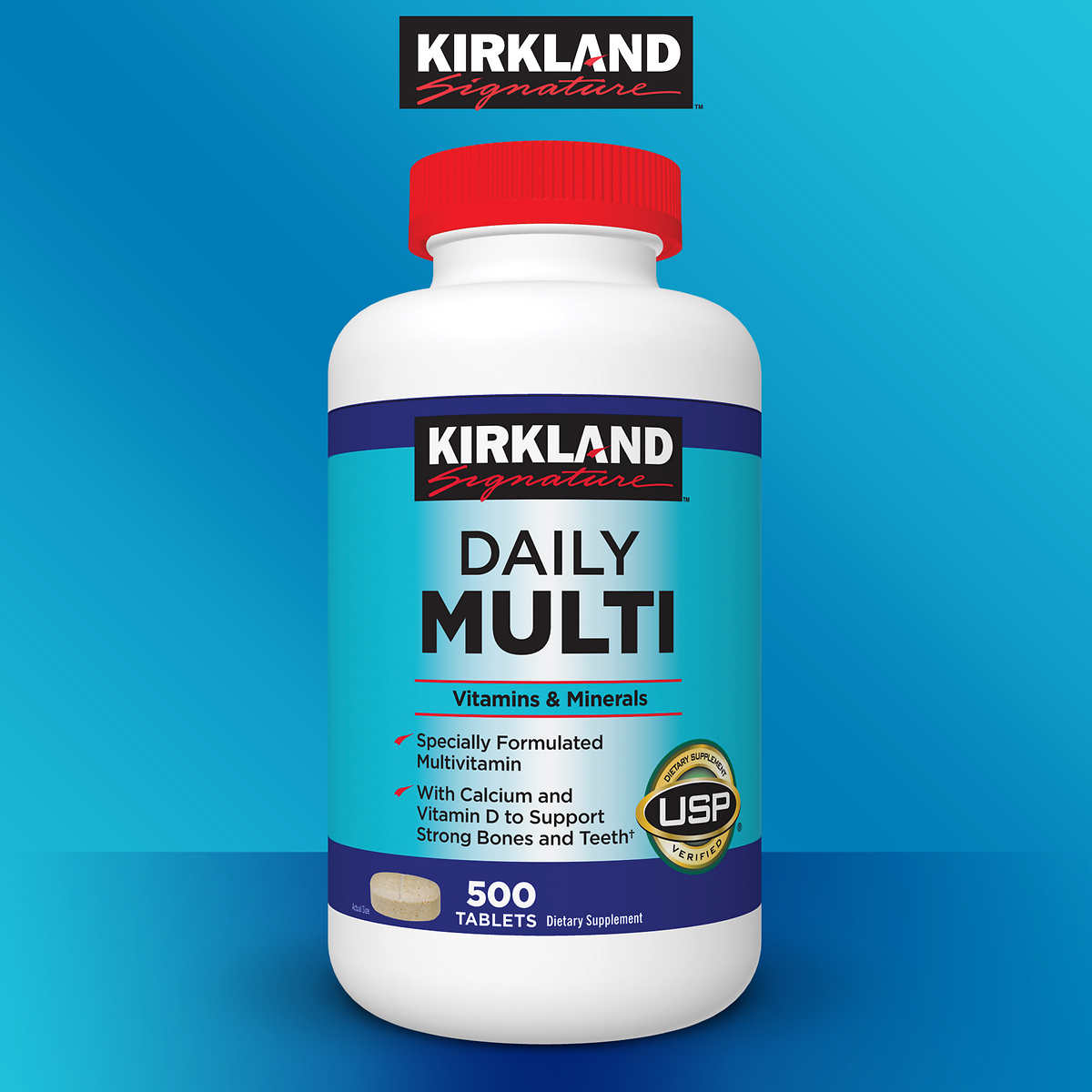 kirkland signature daily multi product from costco