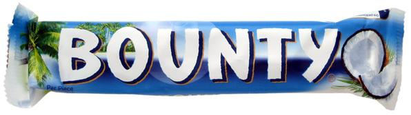 bounty chocolate bar gluten free