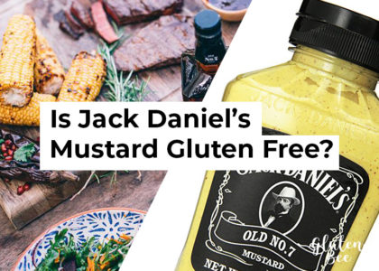 Is Jack Daniel's Mustard Gluten Free? Find out on GlutenBee.