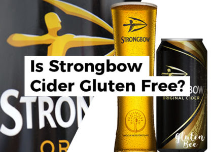 Is Strongbow Cider Gluten Free?