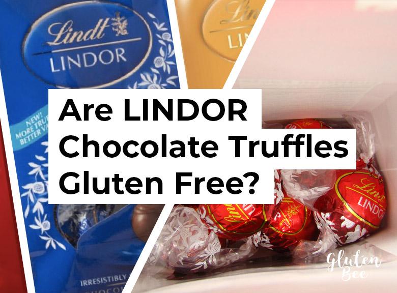 is lindor chocolate gluten free  »  8 Photo »  Amazing..!