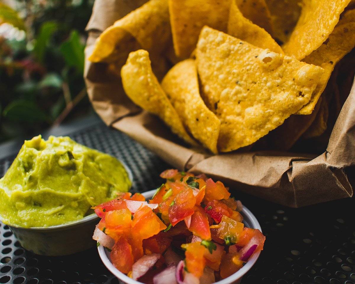 chips and salsa gluten free snacks