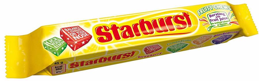 Starburst Candies