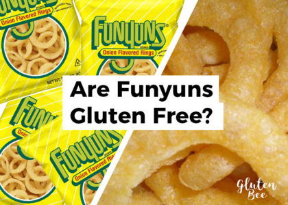 Are Funyuns Gluten Free?