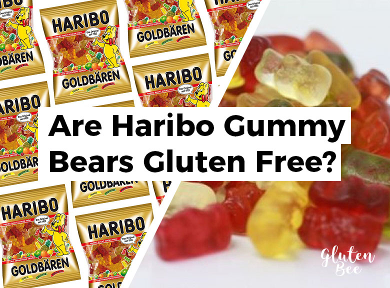 Are Haribo Gummy Bears Gluten Free?