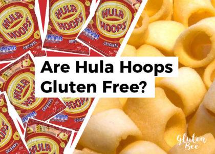 Are Hula Hoops Gluten Free?