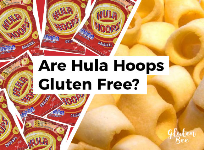 Are Hula Hoops Gluten Free?