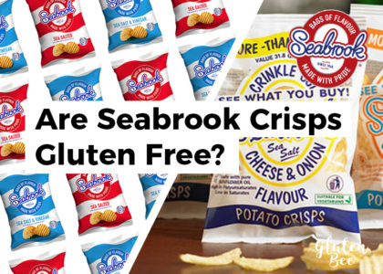 Are Seabrook Crisps Gluten Free?