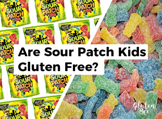 Are Sour Patch Kids Gluten Free?