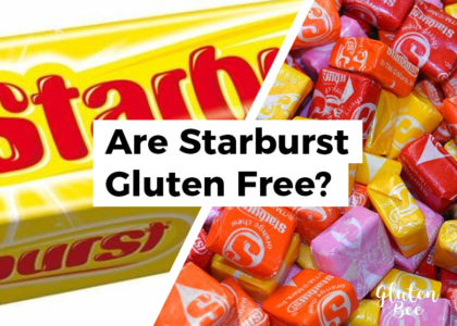 Are Starburst Gluten Free?