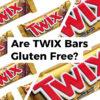 Are TWIX Bars Gluten Free?