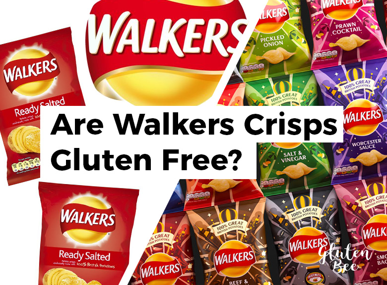 Are Walkers Crisps Gluten Free?