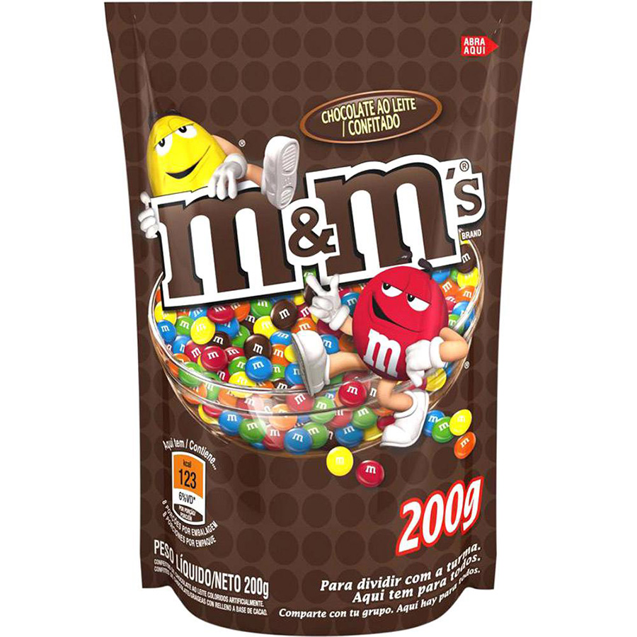 Chocolate M&Ms
