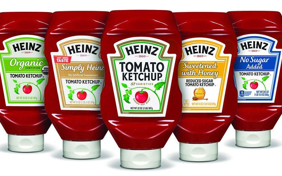 Heinz Ketchup Selection