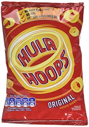 Hula Hoops Crisps