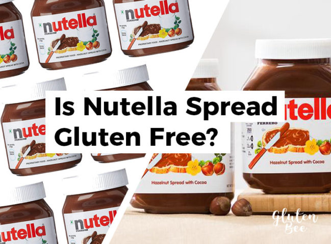 Is Nutella Gluten Free?