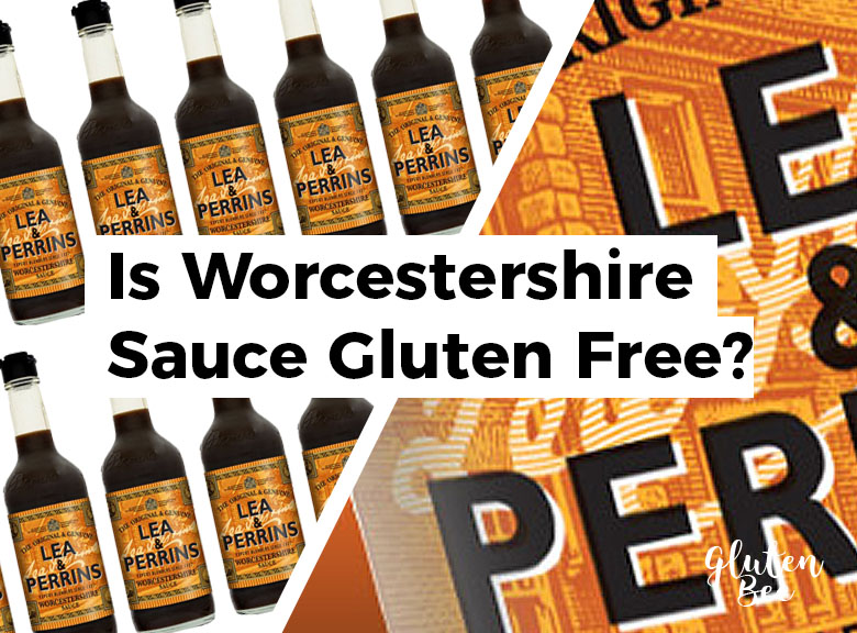Is Worcestershire Sauce Gluten Free