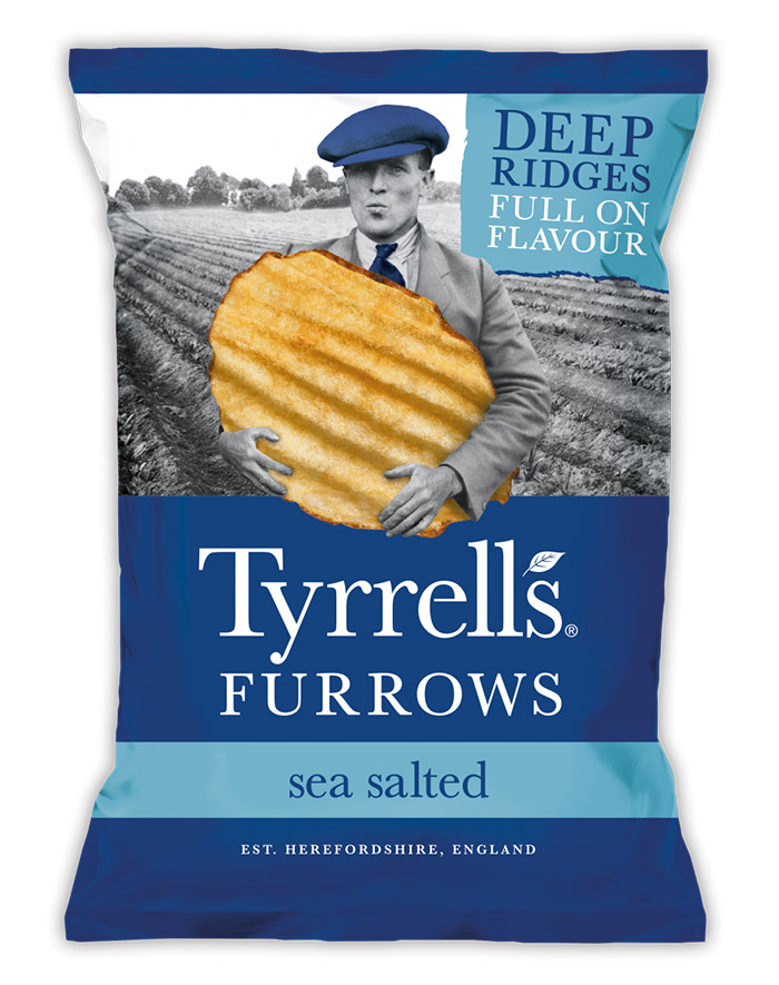 Are Tyrrells Crisps Gluten Free?