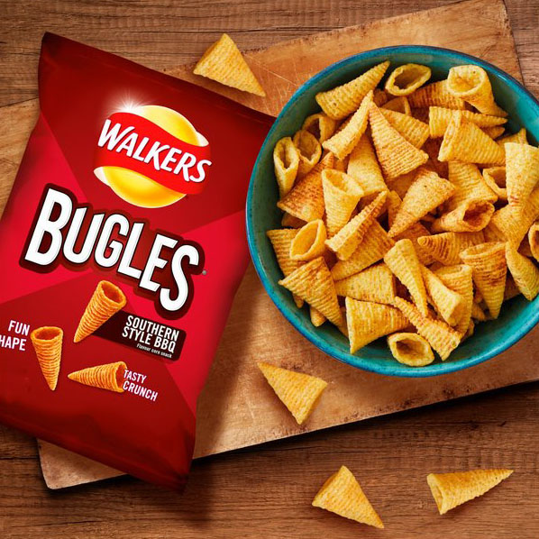 Walkers Bugles Crisps