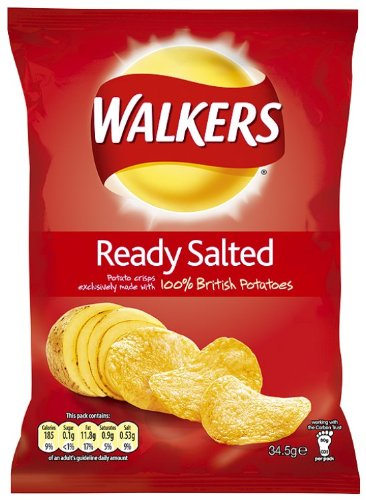 Walkers Crisps / Potato Chips