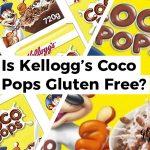 Are Coco Pops Gluten Free?