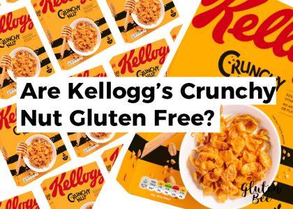 Are Crunchy Nut Cornflakes Gluten Free?