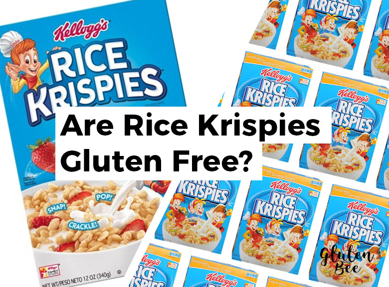 Are Rice Krispies Gluten Free?