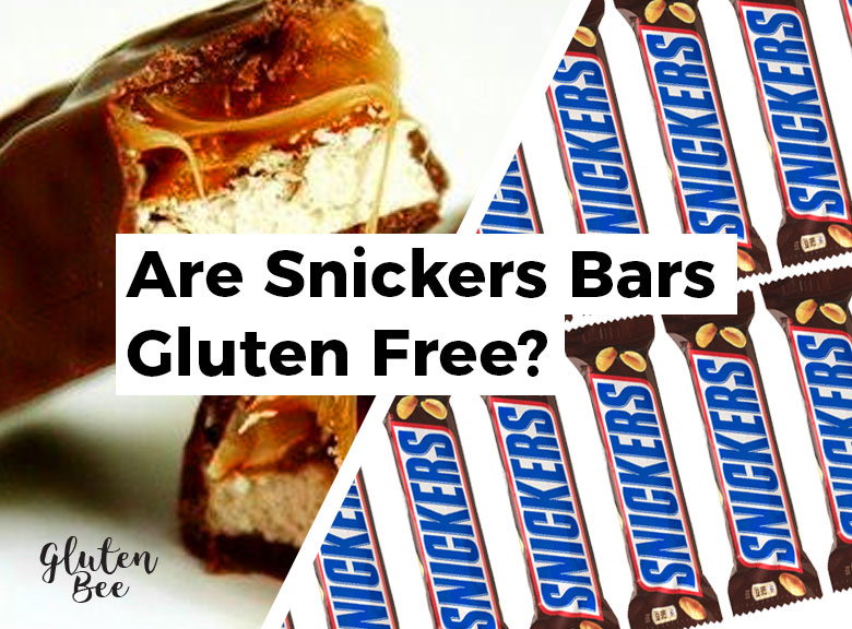Are Snickers Bars Gluten Free?