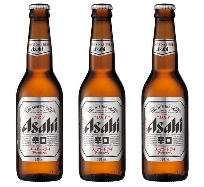 Asahi Beer Bottles