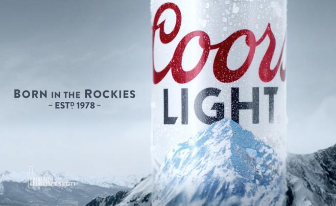 Coor's Light Beer